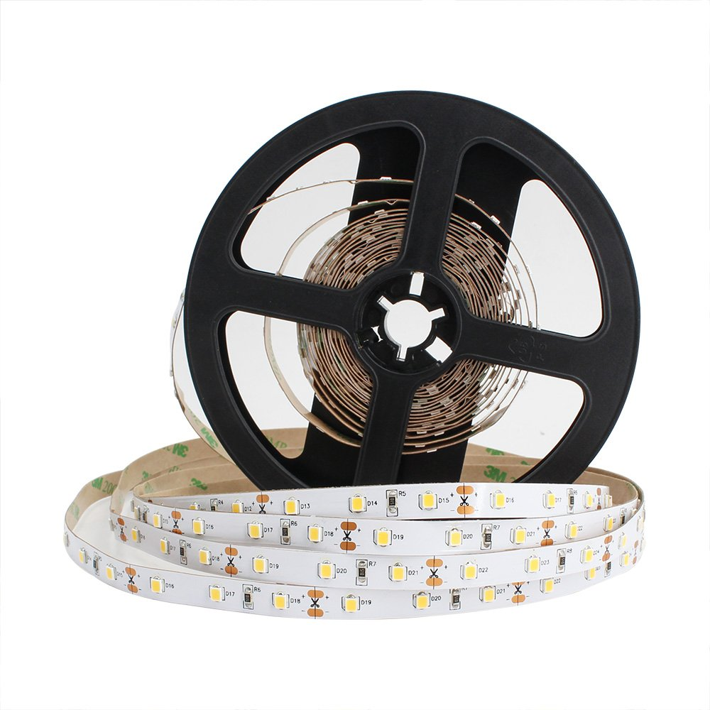 LED Strip Light CRI90 SMD3528 600LEDs DC 12V 5Meters per Roll