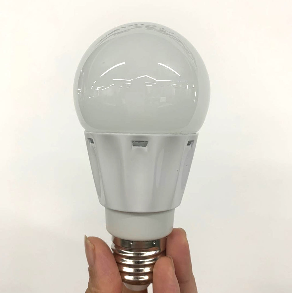 Promotion! Free Shipping 20 Pack LED Bulb Light 7 Watt 580 Lumen Warm White Color CRI80 E27 Screw Base 100-240V AC Non-dimmable White Light 160° BeamLED Globe