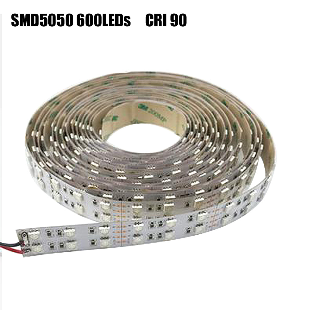 LED Strip Light CRI90 SMD5050 600LEDs DC 12V 5Meters per Roll