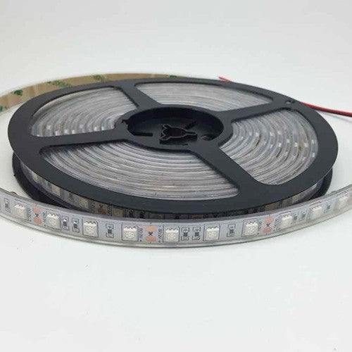 5 Meters Deep Red 660nm-670nm SMD5050 300LEDs Flexible LED Strip Lights