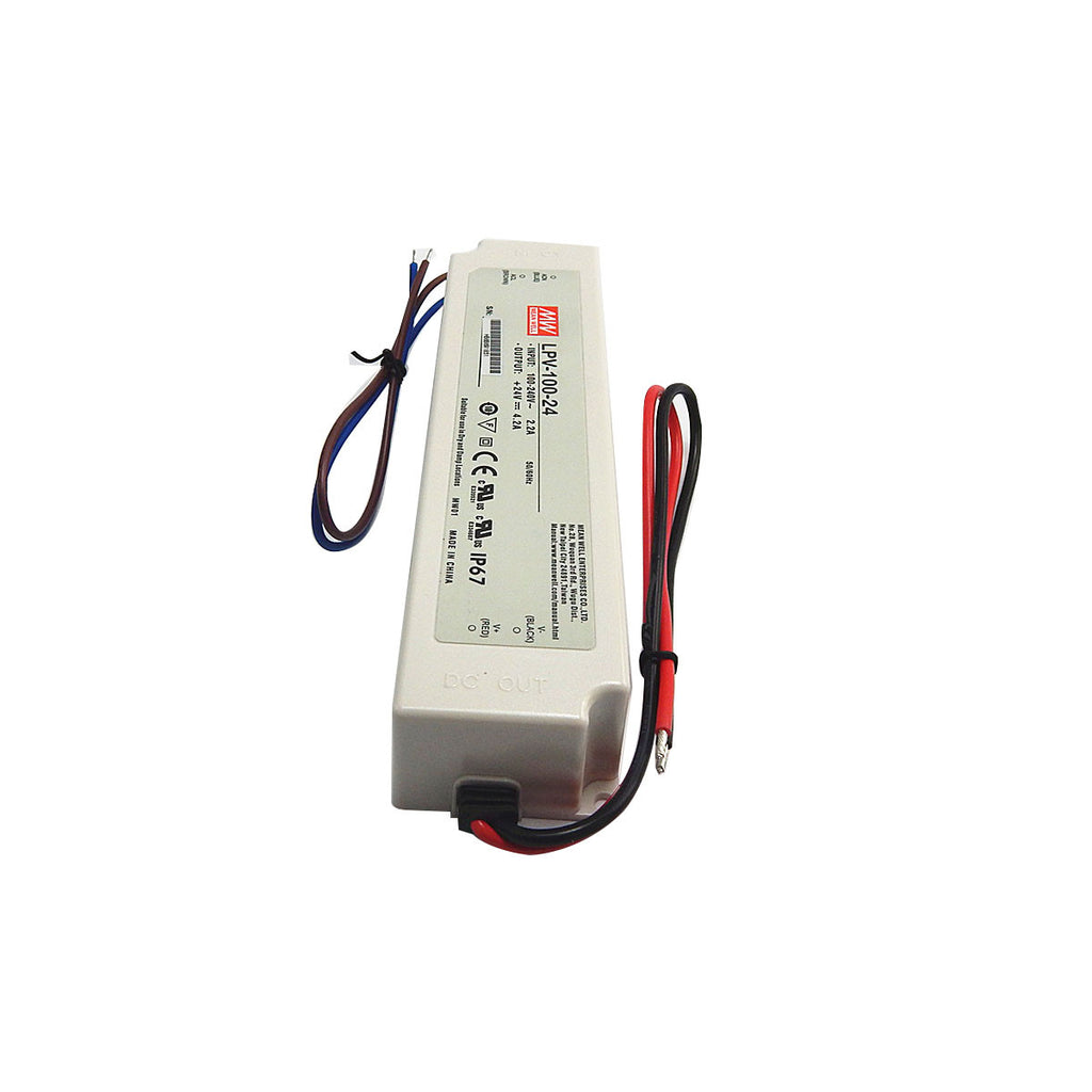 lightingWill MEANWELL UL Certificated LPV series IP67 Waterproof Power Supply