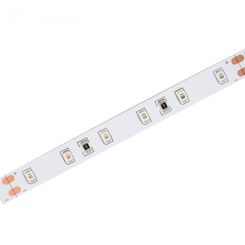 5 Meter (16.4 Feet) UV Ultraviolet 365~395nm SMD2835-300 12VDC 24Watt 60LED/Meter  Flexible LED Strip Lights