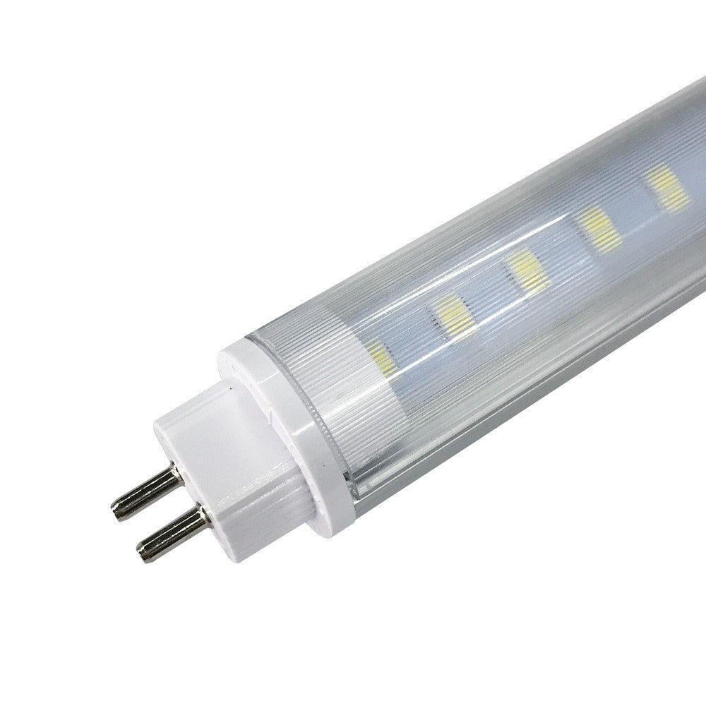 FREE SHIPPING 10pcs TRIACK  Dimmable PACK 2Feet/3Feet/4Feet T5 T6 High Output LED Tube 120LM+ /Watt CRI 80+ 100-277VAC Input, G5 Bi-pin, Ballast By-Pass