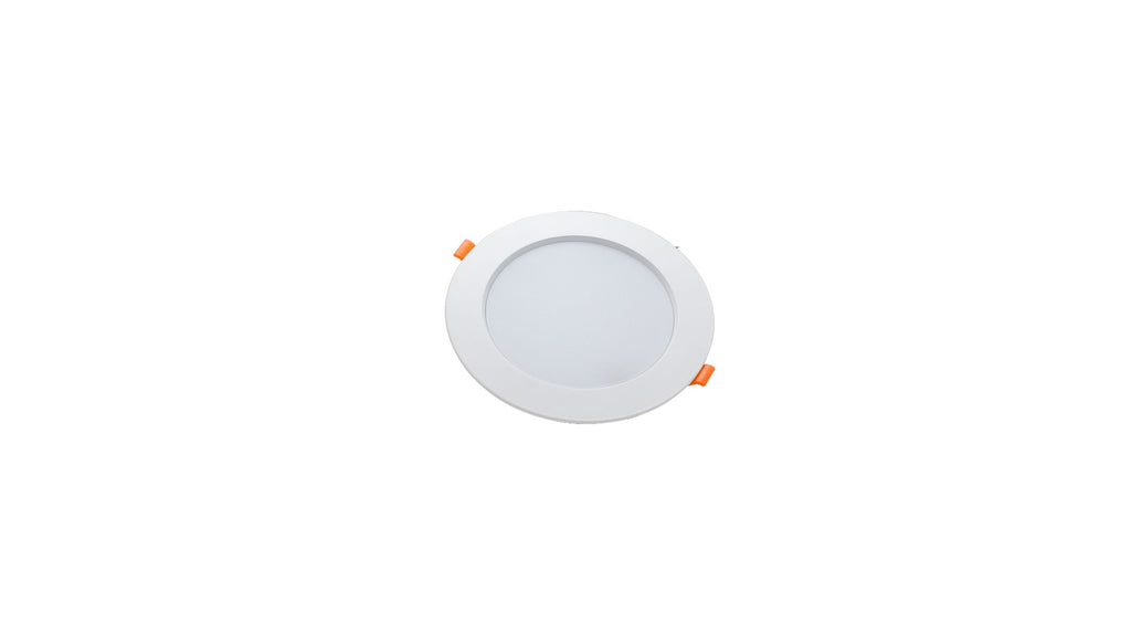 LightingWill LED Downlight 5W/7W/9W/15W/24W CRI80 COB Fixed Head All White Directional Recessed Ceiling Light-Q7 Series