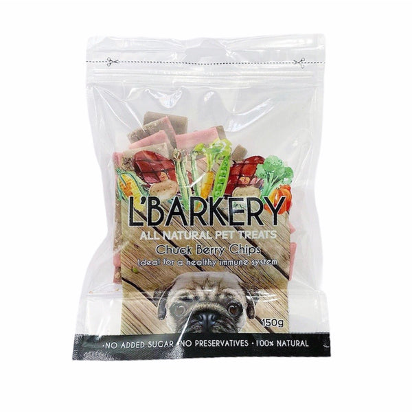 L'BARKERY Chuck Berry Chips - Pawear Co.