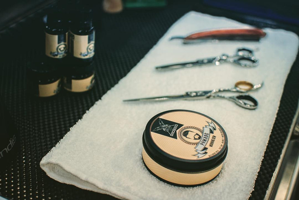 Decoded Pomade
