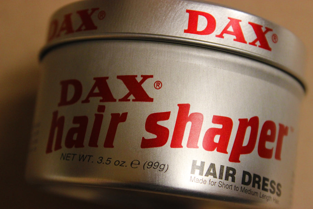 Dax Hair Shaper, Tip Top Matte Pomade