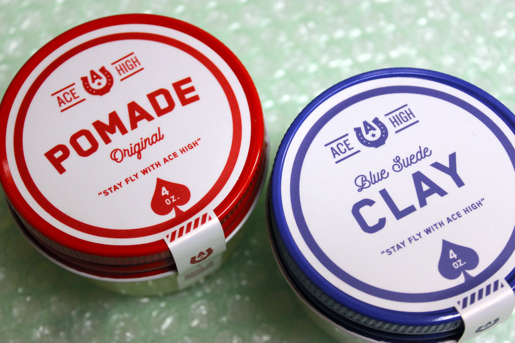 Ace High Pomade