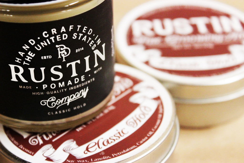 Rustin Pomade, Baber Chair Relaxation