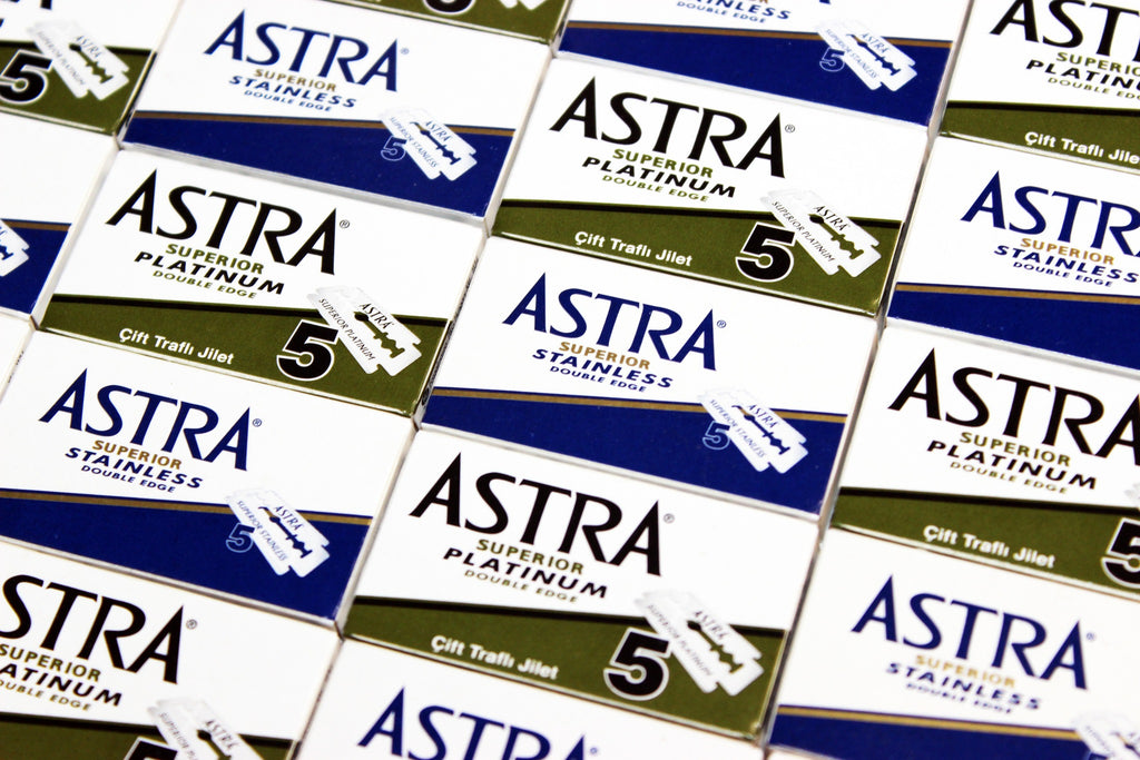Astra Stainless Steel Blades