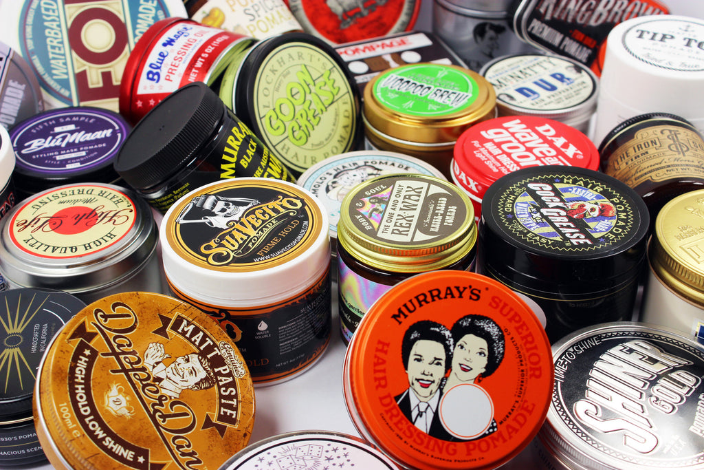 Is there a perfect pomade?