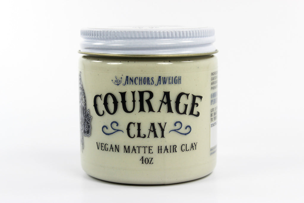 Anchor's Aweigh Courage Clay