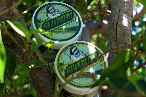 Suavecito Spring Pomade (Limited Edition)