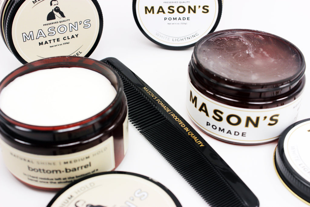 Mason's Pomade, Father's Day, Classic Bat Girl