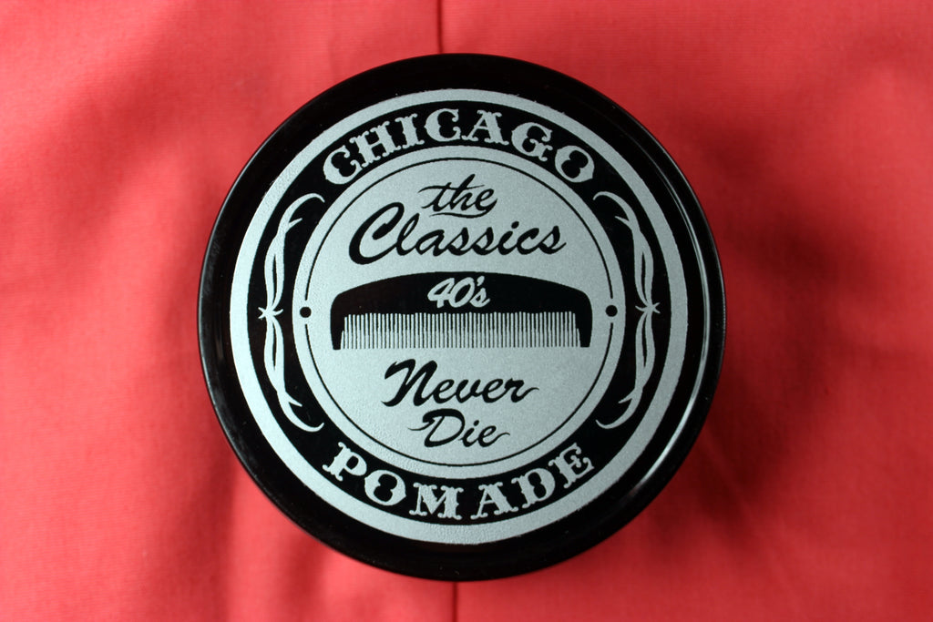 The Classics Pomade, Beard or Clean Shaven, Always On the Hunt