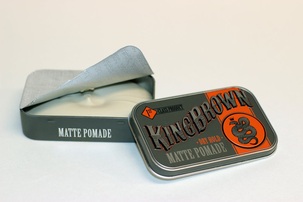 King Brown's Matte Pomade
