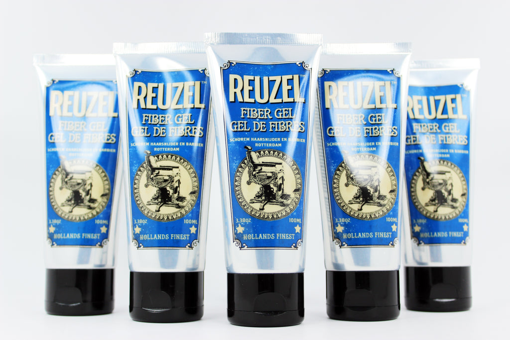Reuzel Fiber Gel Firm Hold.