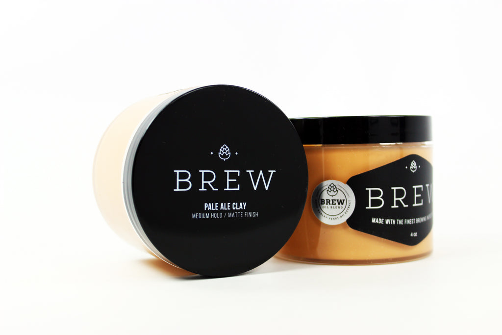 Brew Grooming's Pale Ale Clay