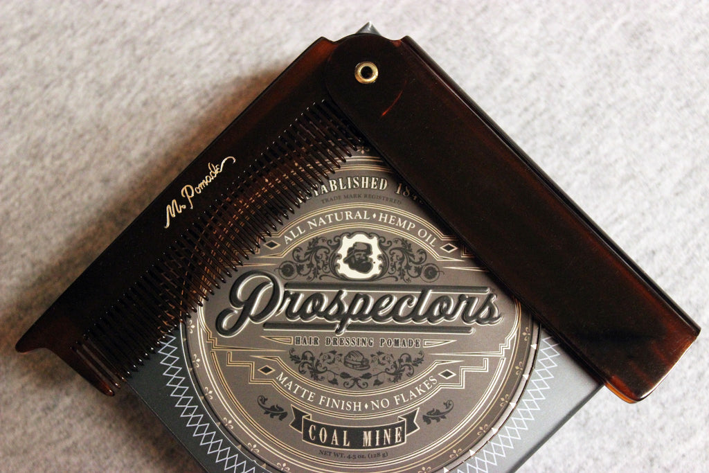 Prospectors Matte, Pomade.com More Than Meets The Eyes