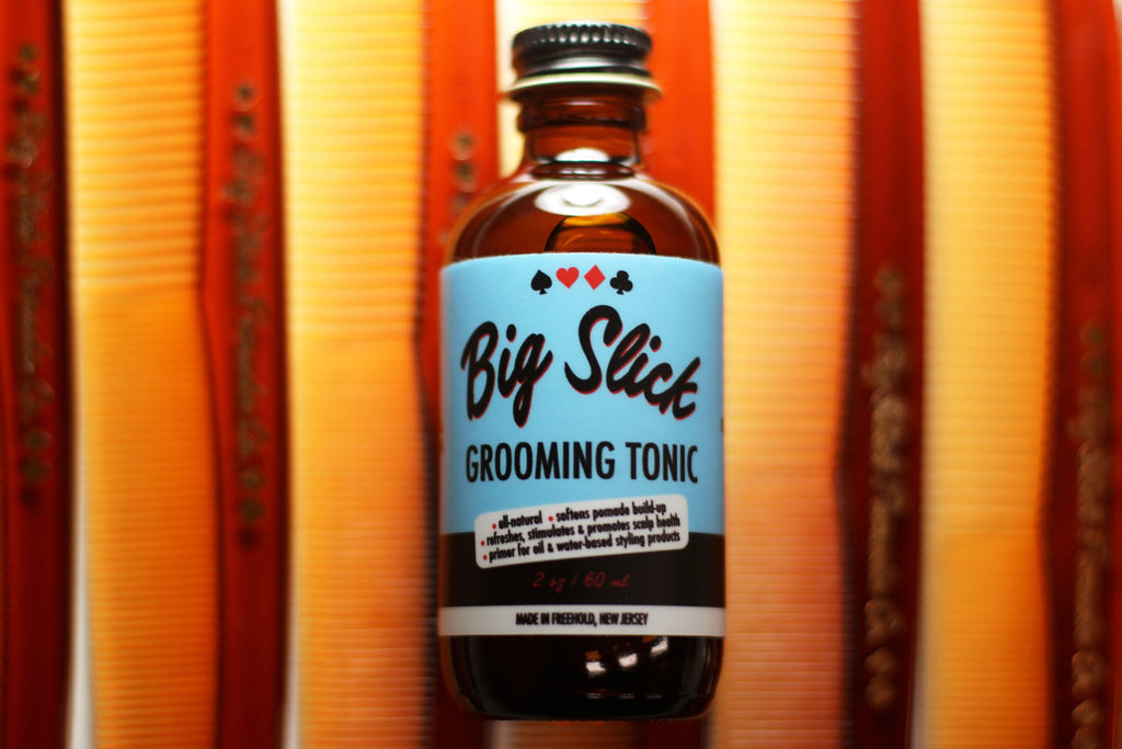 Big Slick Grooming Tonic