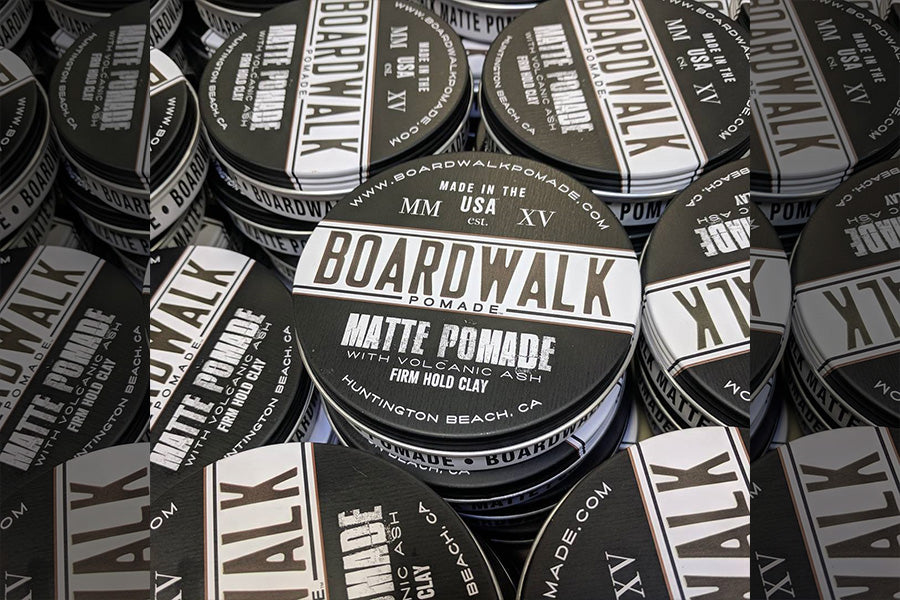 Boardwalk Matte Pomade, Byrd Is The Word