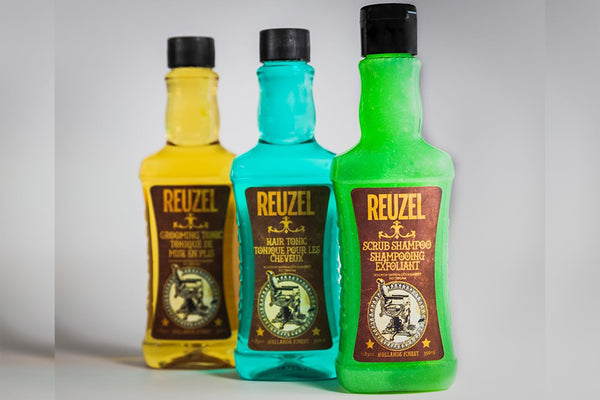 Reuzel Tonics Back In Stock