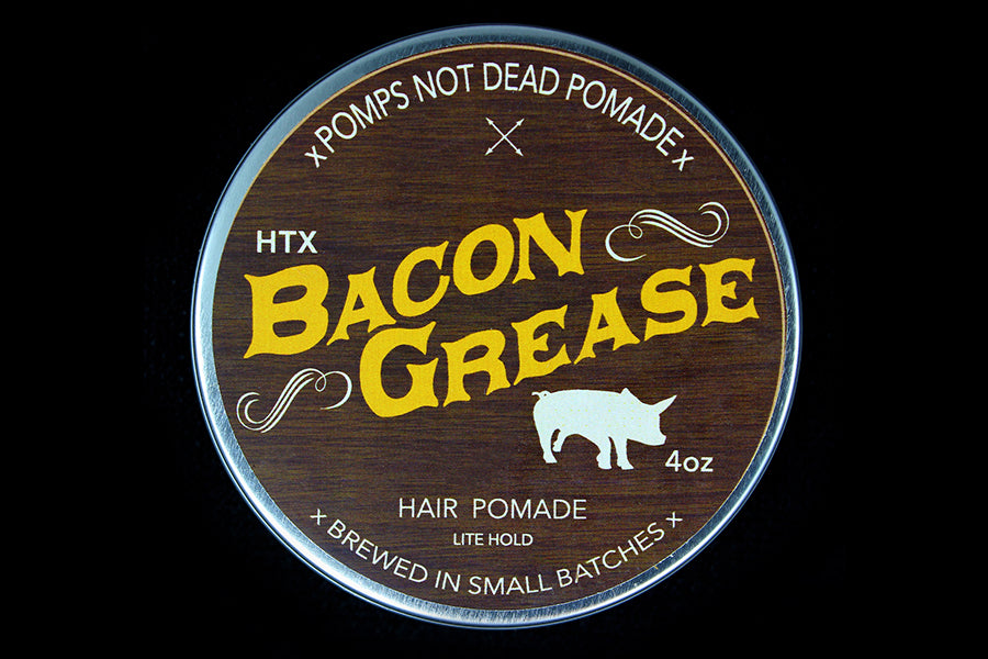 Pomps Not Dead Bacon Grease and Pompage