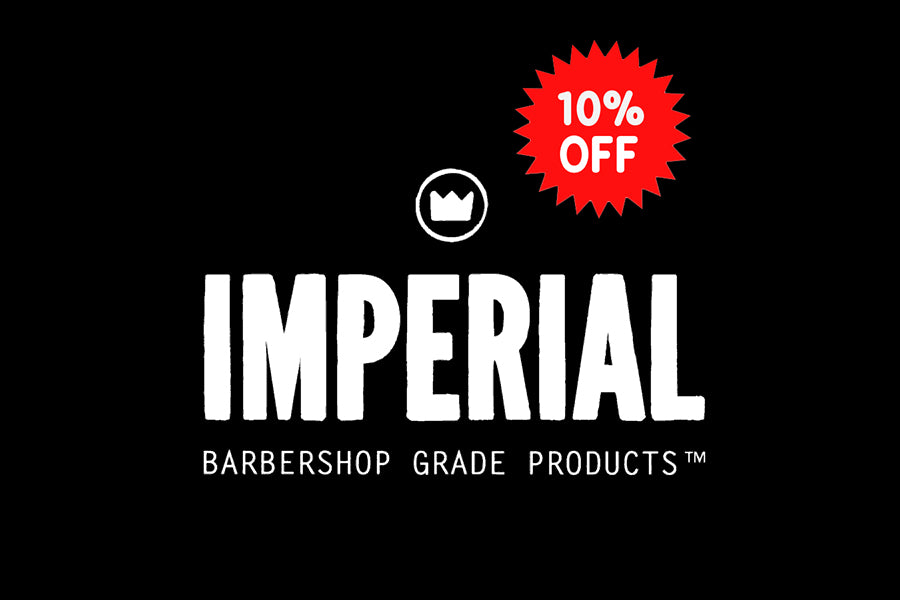 Imperial Discount, Long to Short Hair Transformation