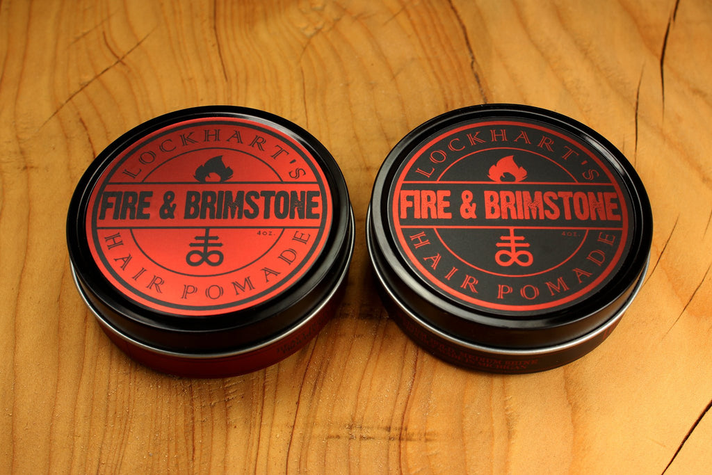 Lockhart's Fire & Brimstone