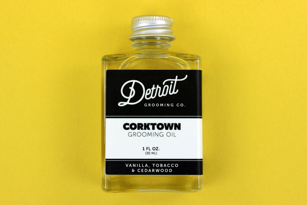 Detroit Grooming Oils Cont. 2