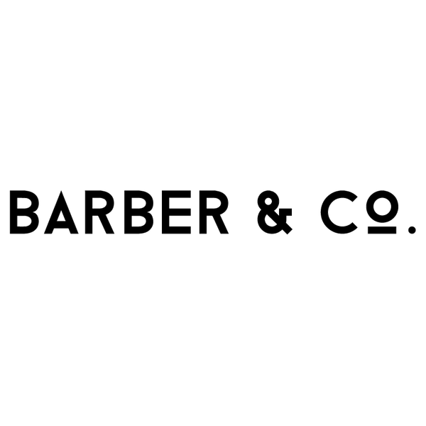Shop the Barber & Co. collection