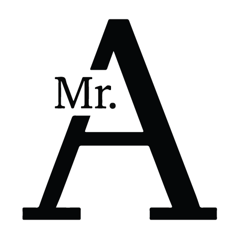 Shop the Mr. A collection