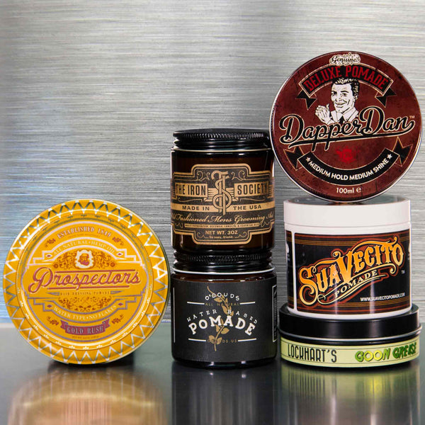 Shop the Pomades collection