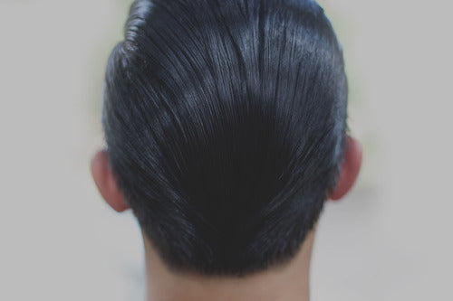 How to style a pompadour - Step 12