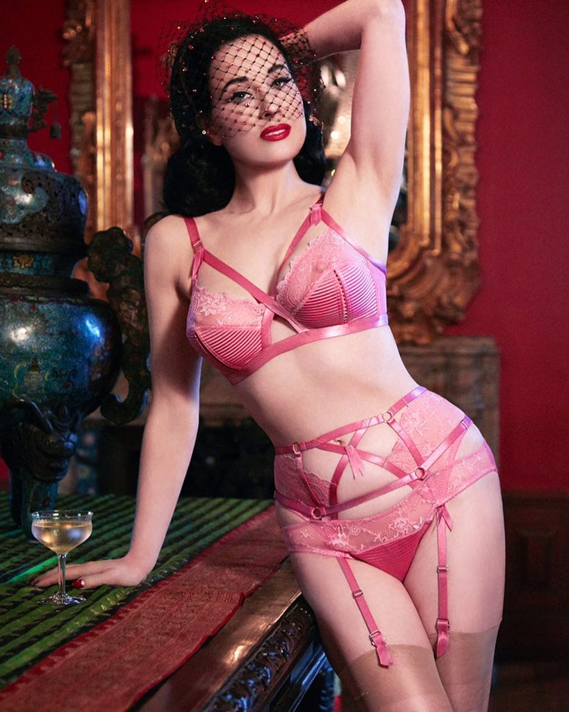 Dita Von Teese Woman Crush Wednesday