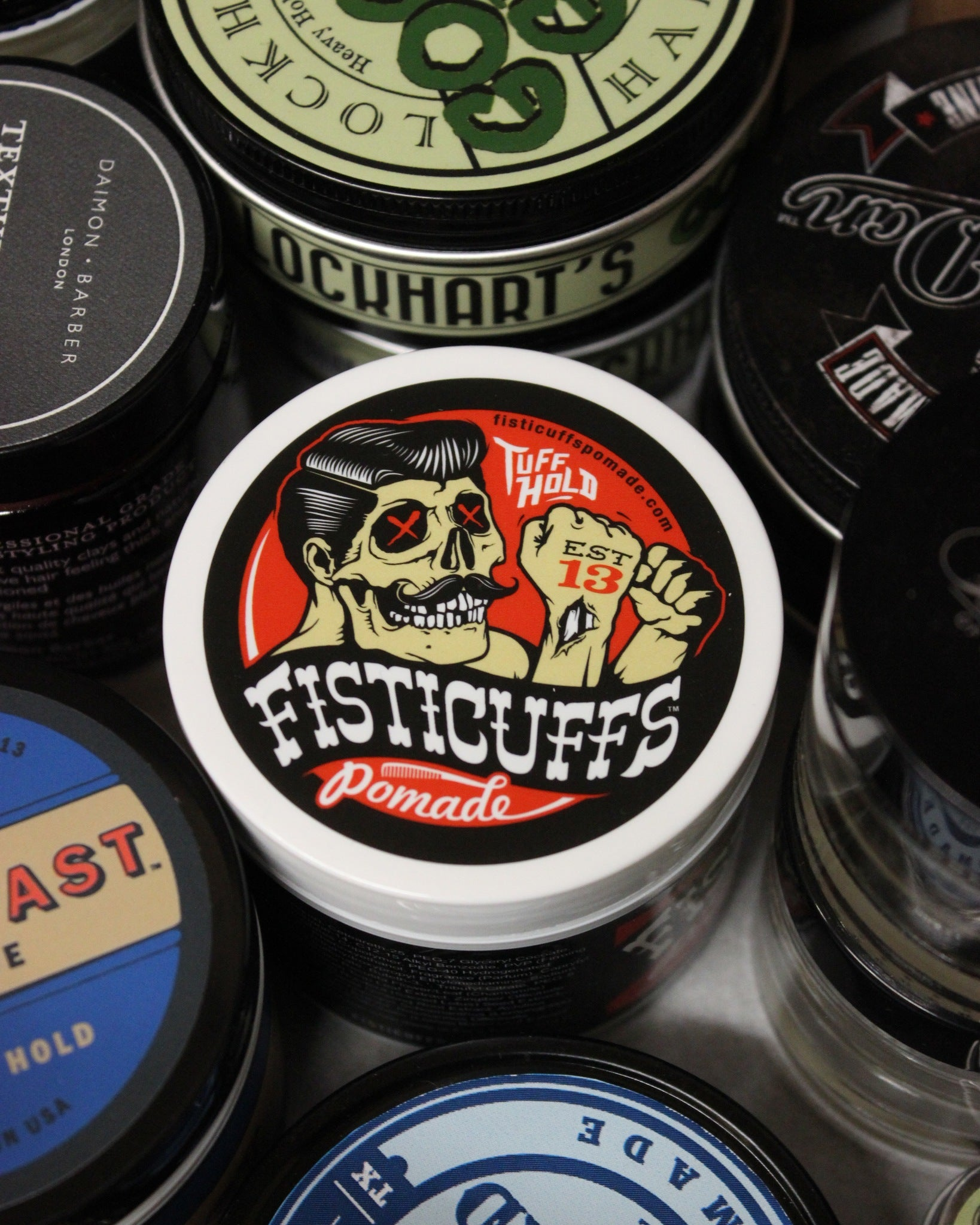 Fisticuffs Pomade