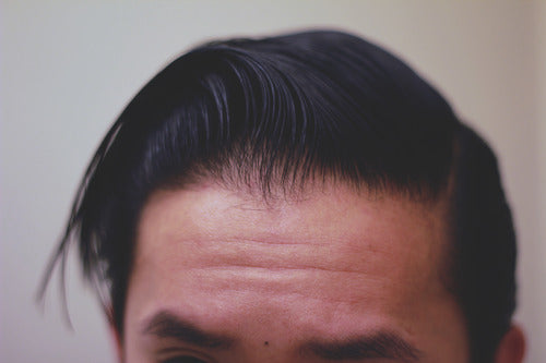 How to style a pompadour - Step 9