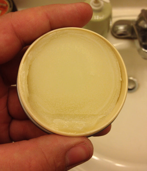Hue Pomade: Inside The Jar