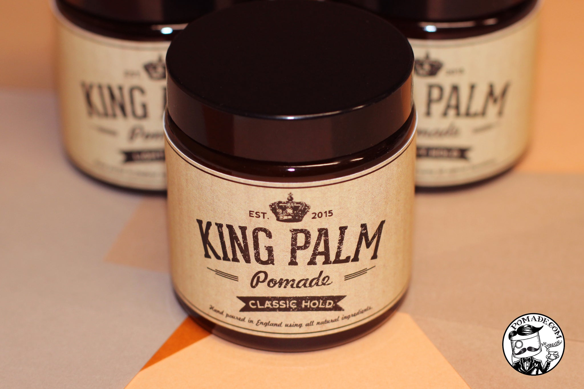 King Palm Pomade