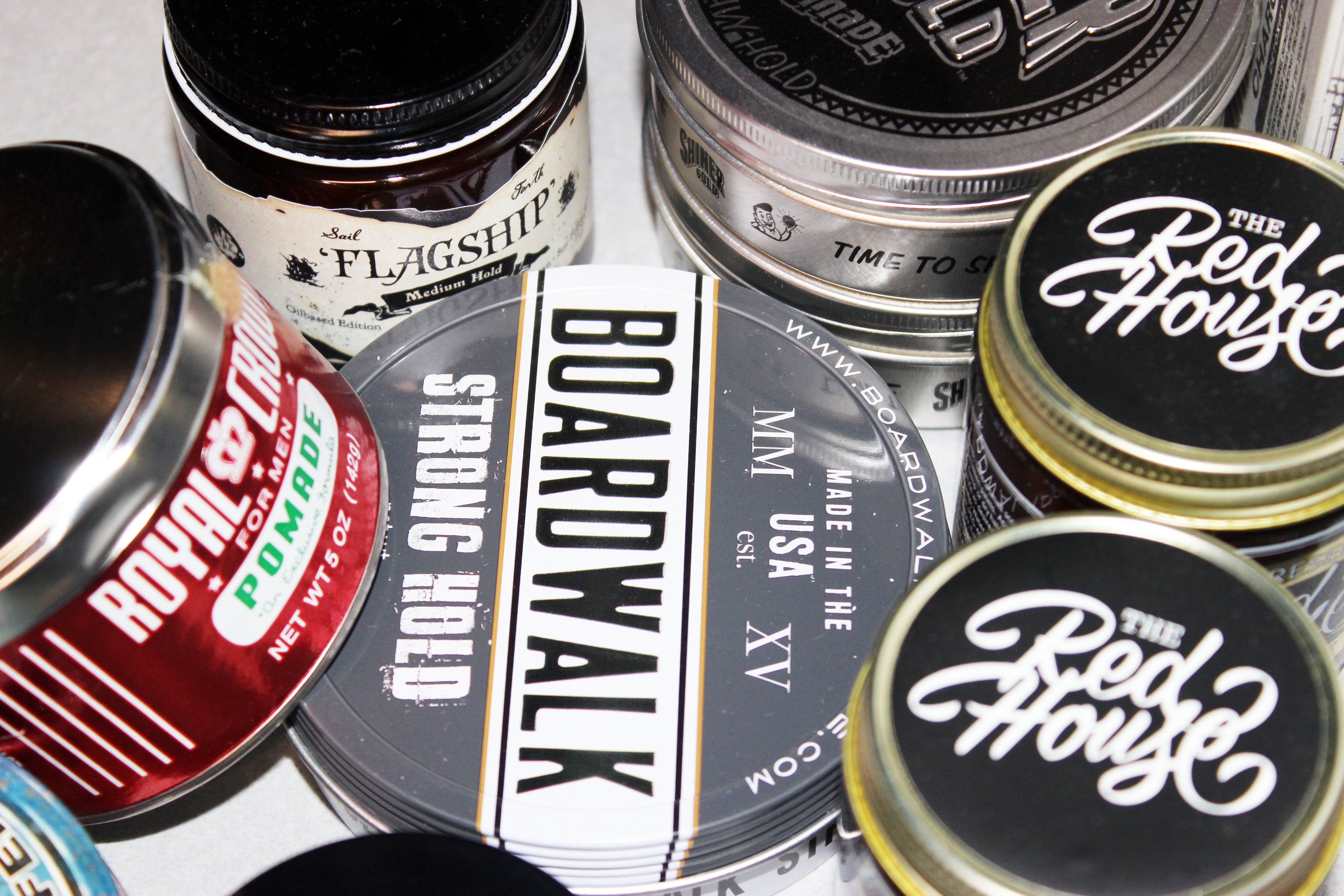 boardwalk pomade