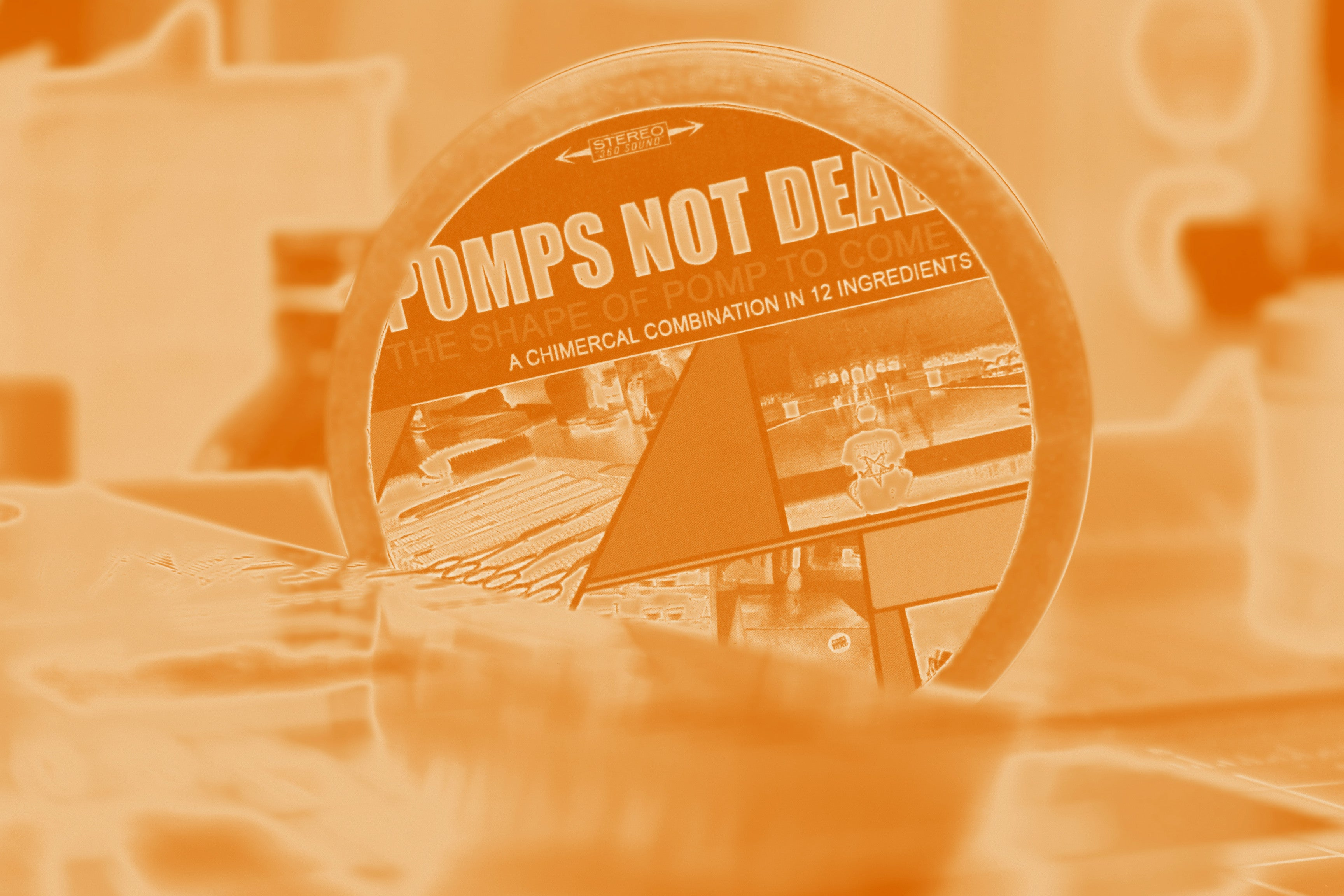 Pomps not dead Pomade