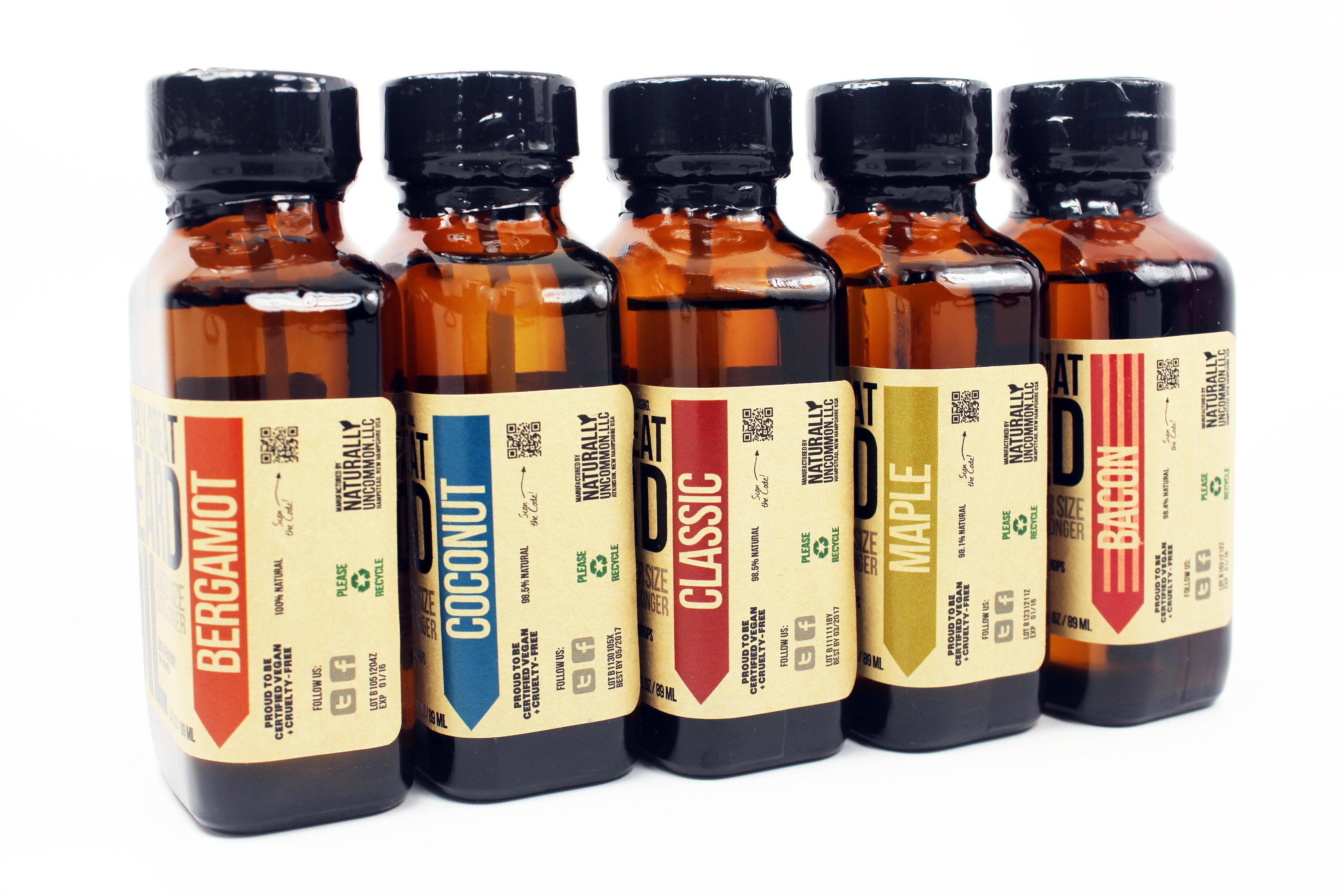 Simply Great Beard Oils