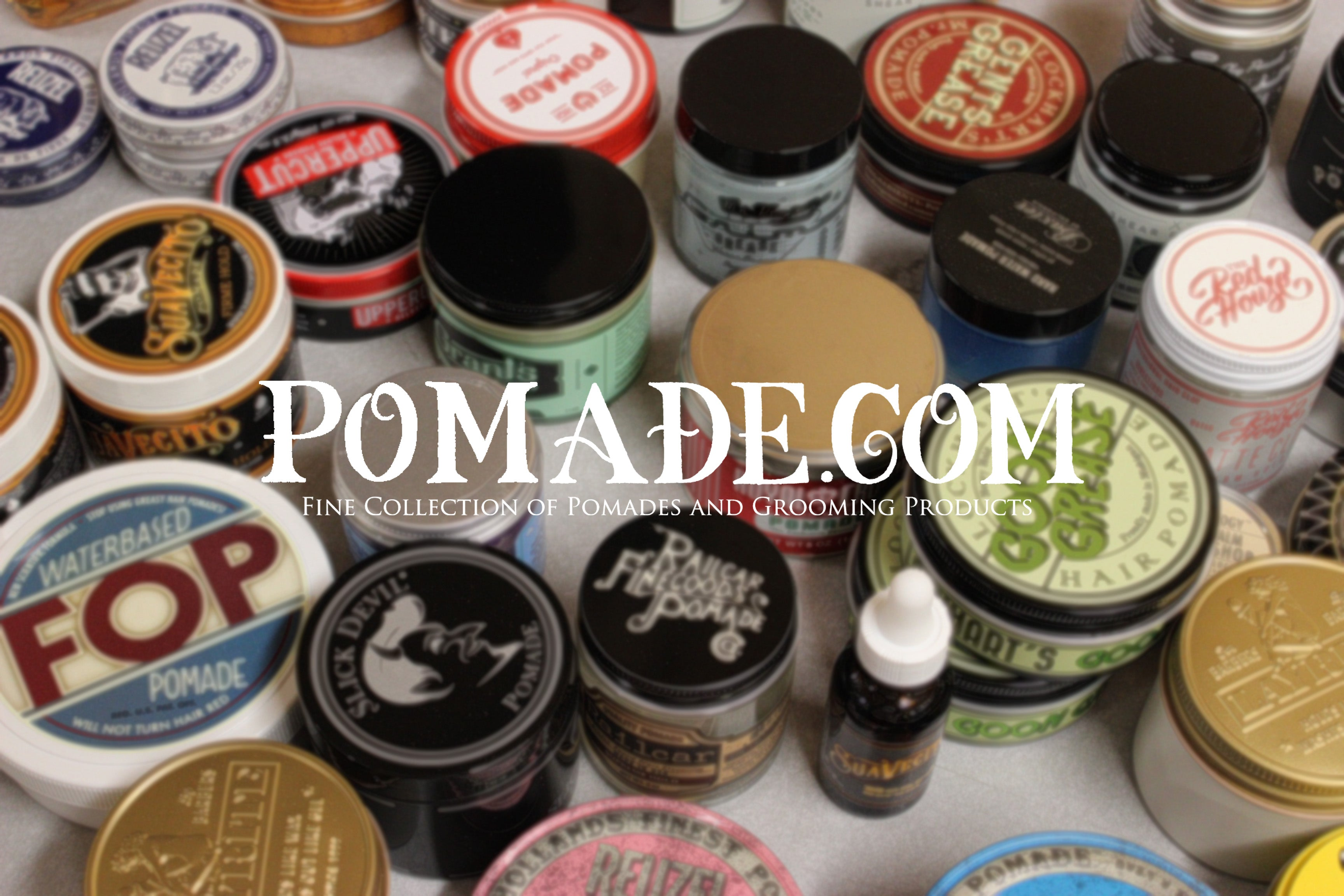Mr. Pomade Offers More Products