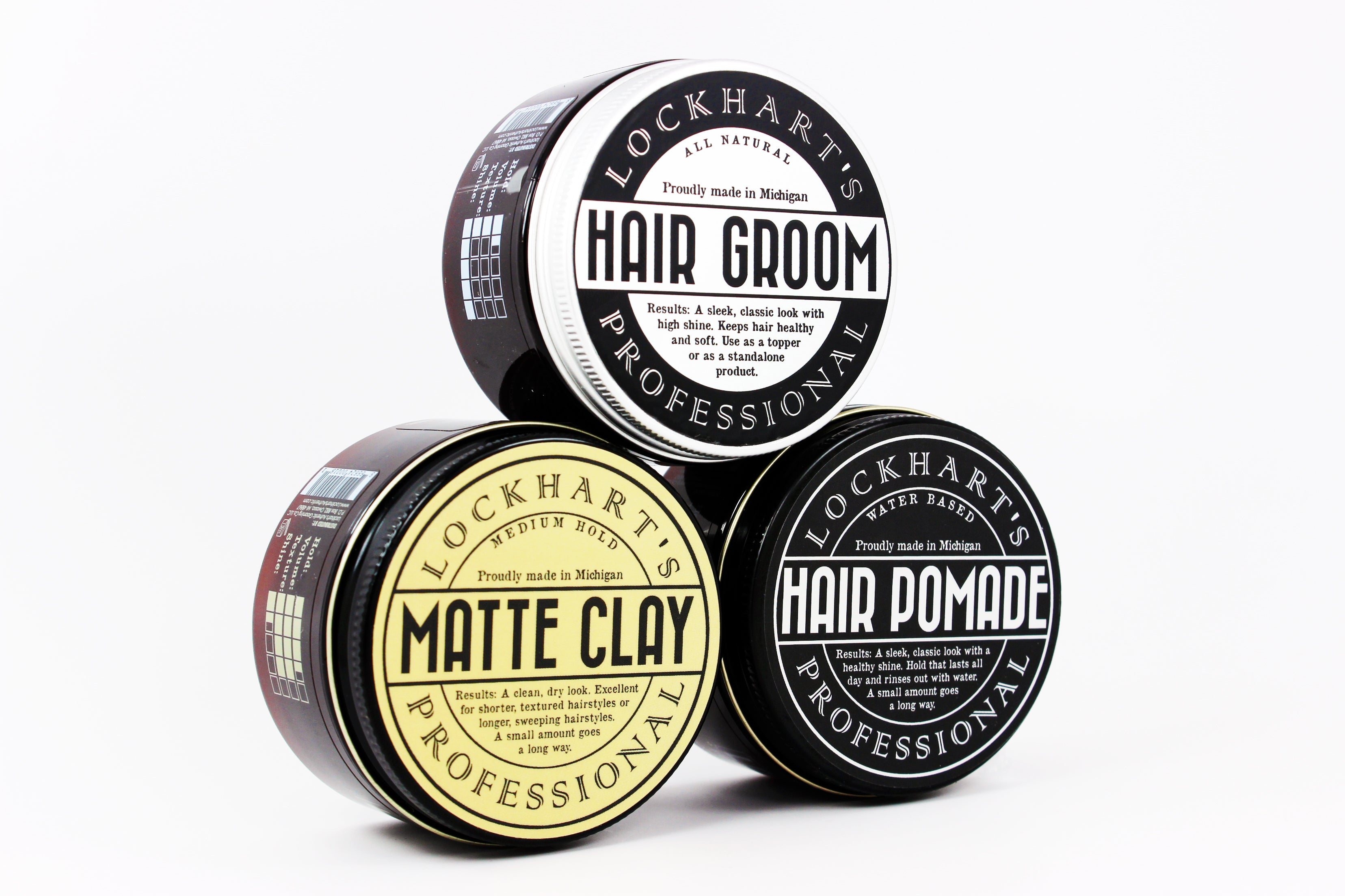 Lockhart's Men's Grooming Products