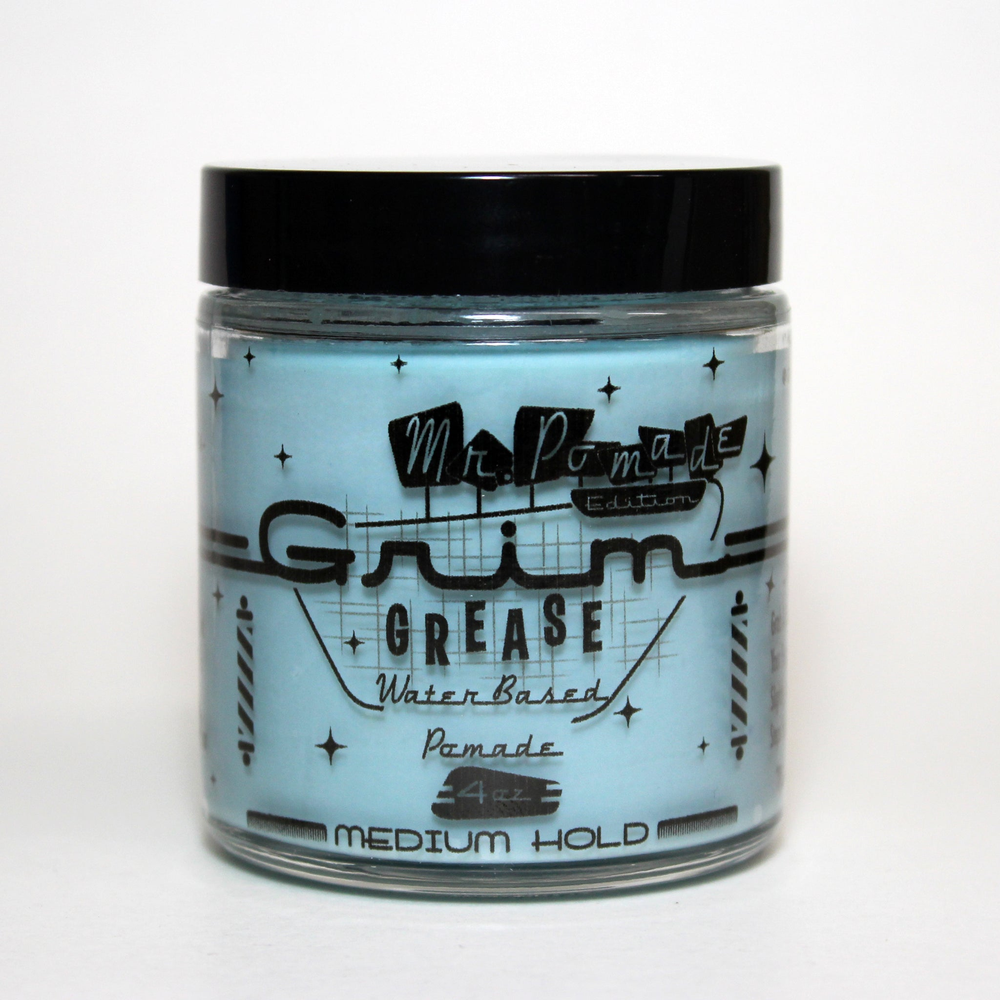 Grim Grease X Mr. Pomade Summer Collaboration Pomade