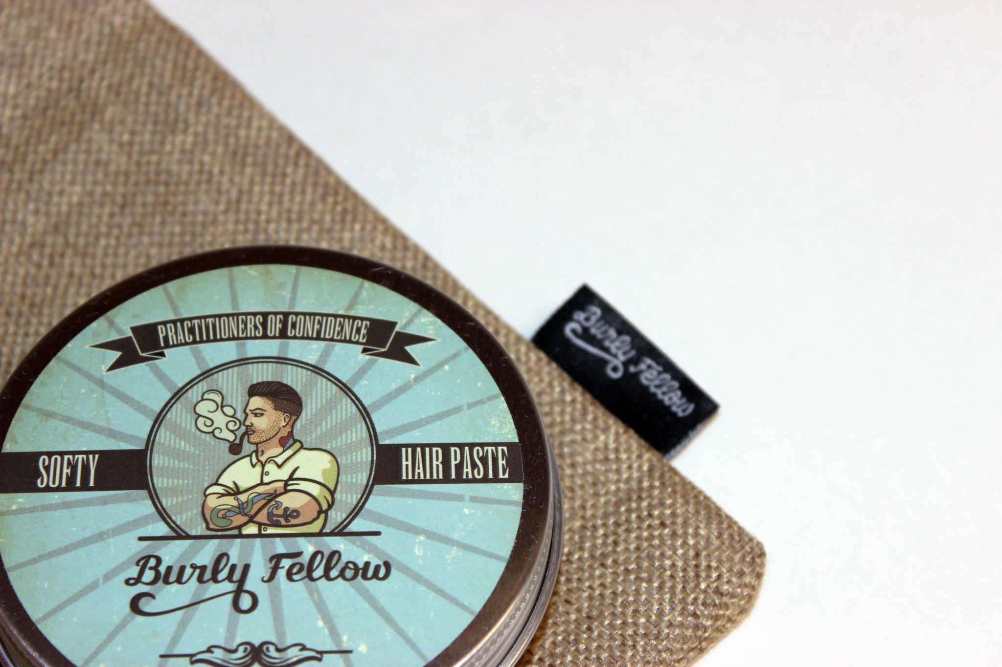 Burly Fellow softy pomade