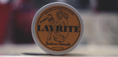 Layrite Deluxe Pomade Review