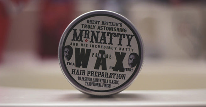 Mr. Natty Pomade Wax Review