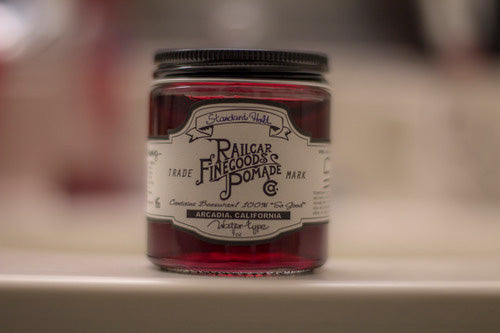 Railcar Fine Goods Pomade Review
