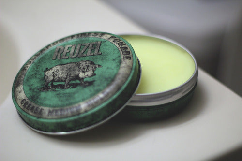 Reuzel Grease Pomade Review